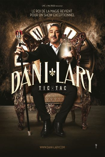 Dany Larry spectacle magie