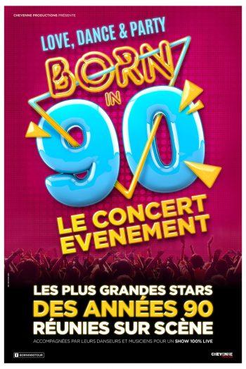 Born in 90 concert