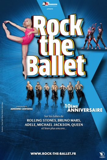 Rock The Ballet spectacle