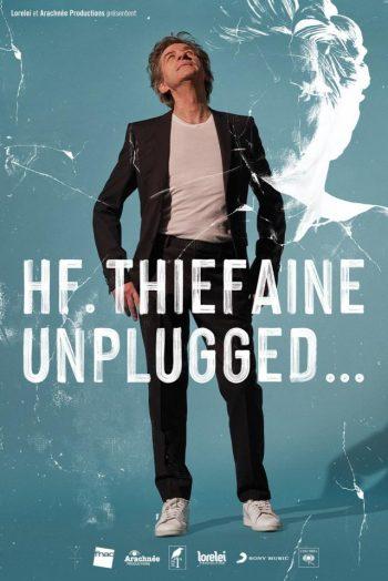 HF Thiefaine affiche spectacle