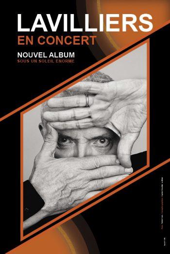 Bernard Lavilliers affiche concert